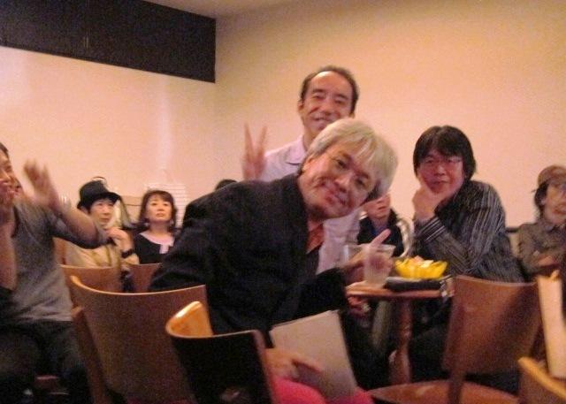 チャック近藤ブログ::2012.10.27...